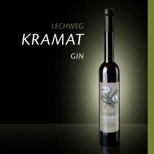 Haussegen Lechweg Kramat Gin 40% vol. 0,35l