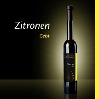 Haussegen Zitronen Geist 42% vol. 0,35l