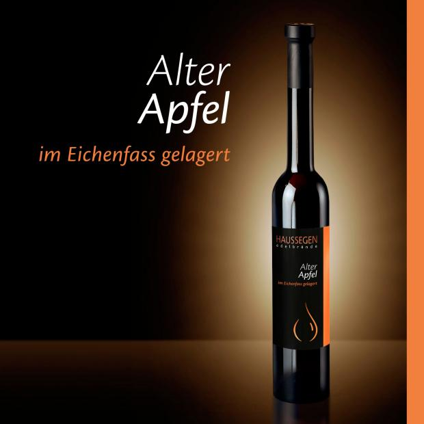 Haussegen Alter Apfel 42% vol. 0,35l