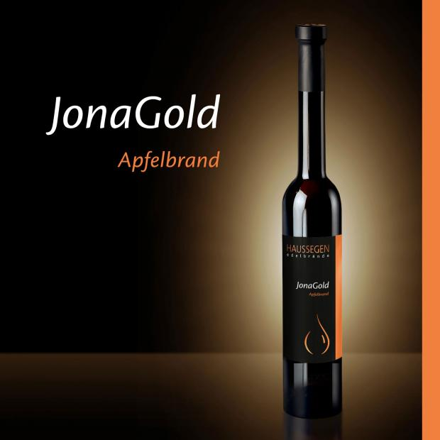 Haussegen Jona Gold 42% vol. 0,35l