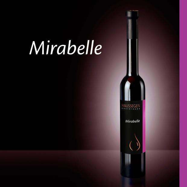 Haussegen Mirabelle 42% vol. 0,35l