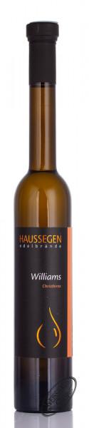 Haussegen Williams Christ Birne 40% vol. 0,35l